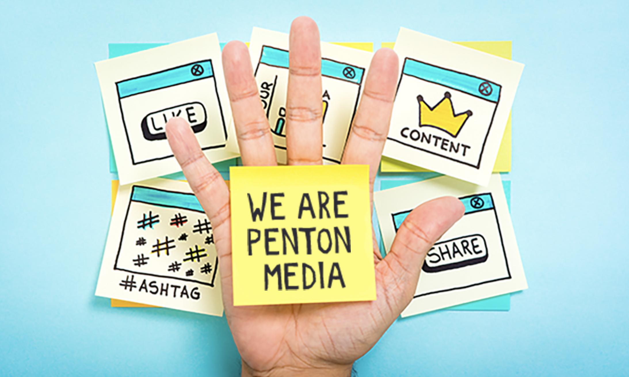 We Are Penton Media Group