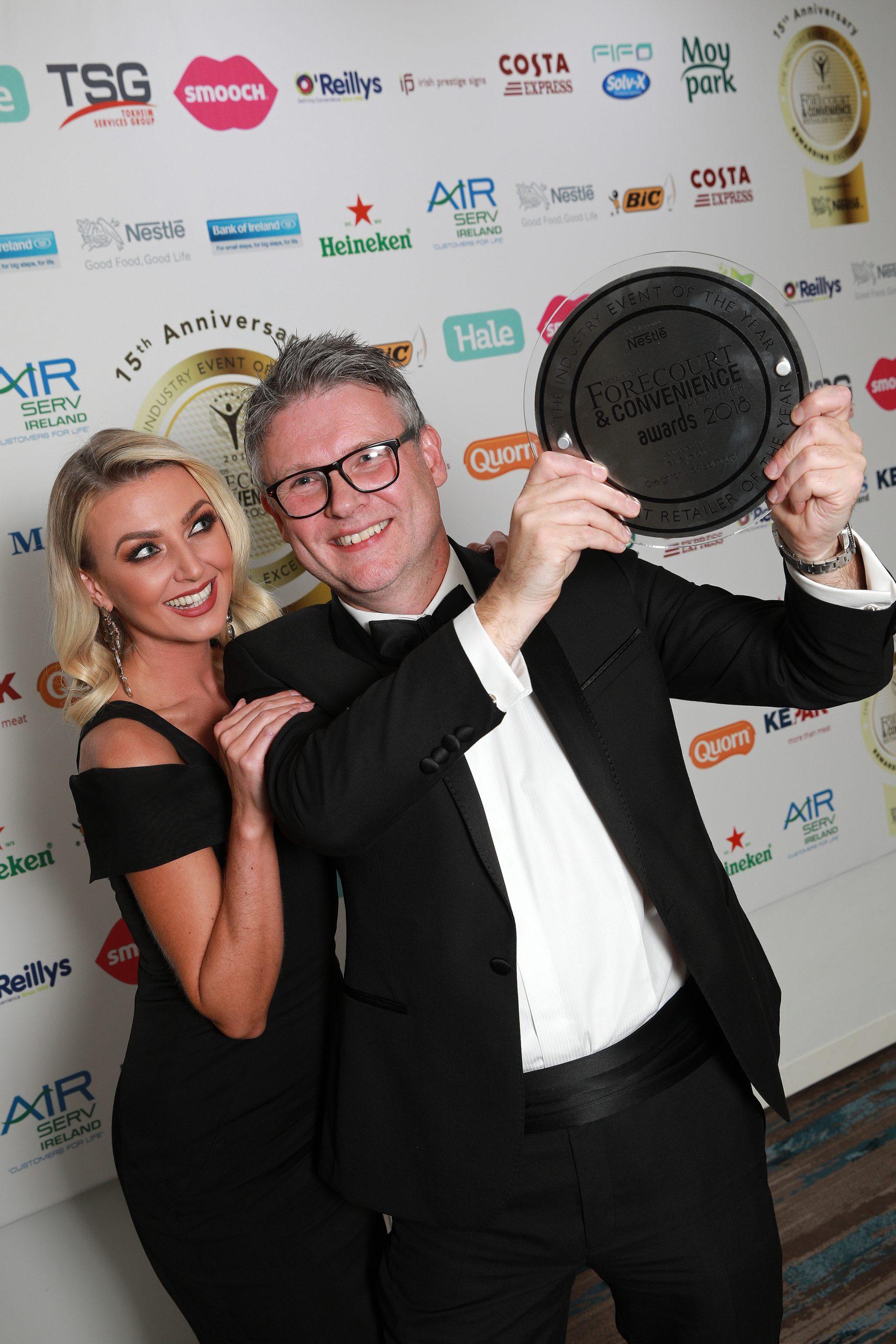 Ireland's Forecourt & Convenience Retailer Awards
